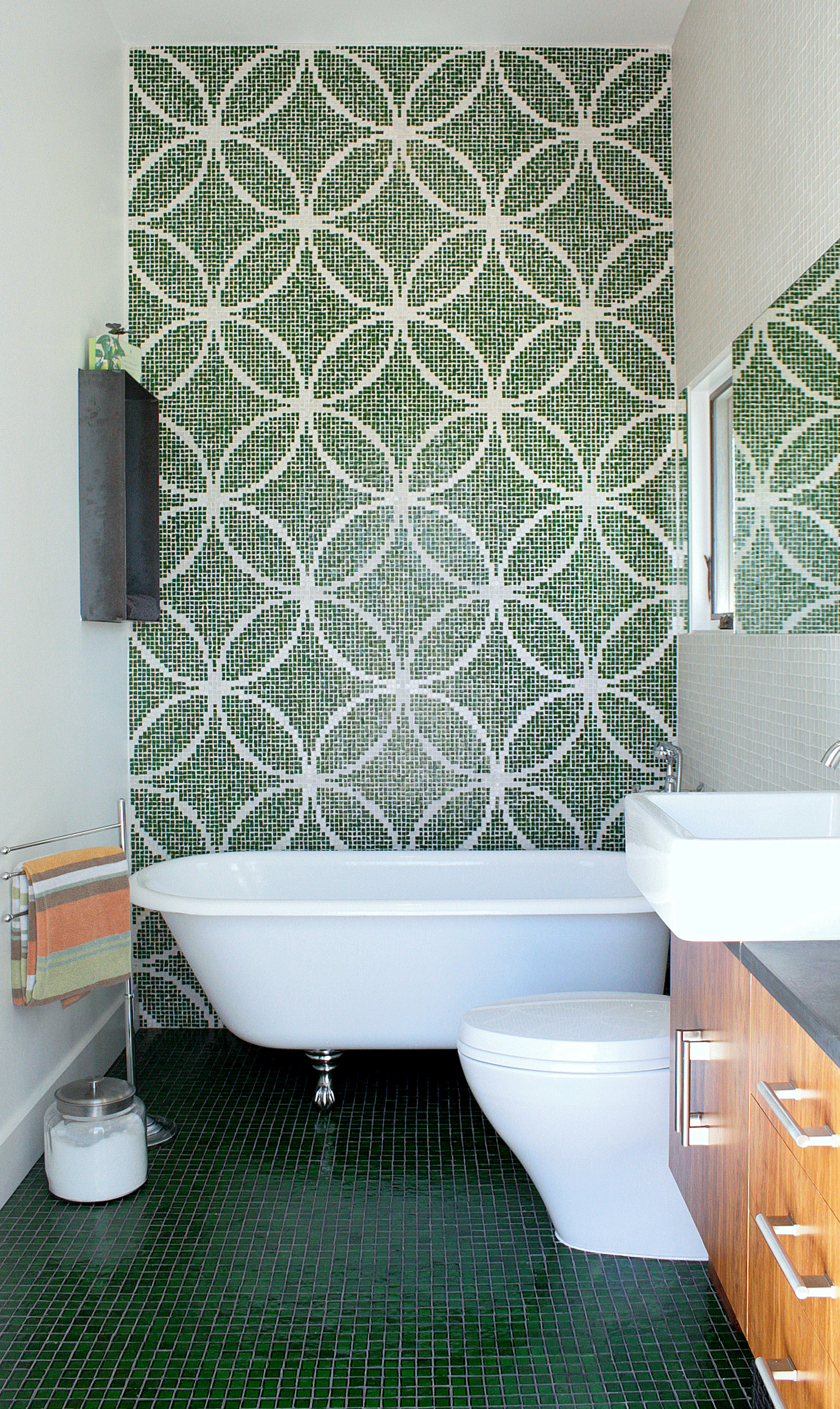 wonderful waterproof wallpaper for bathrooms