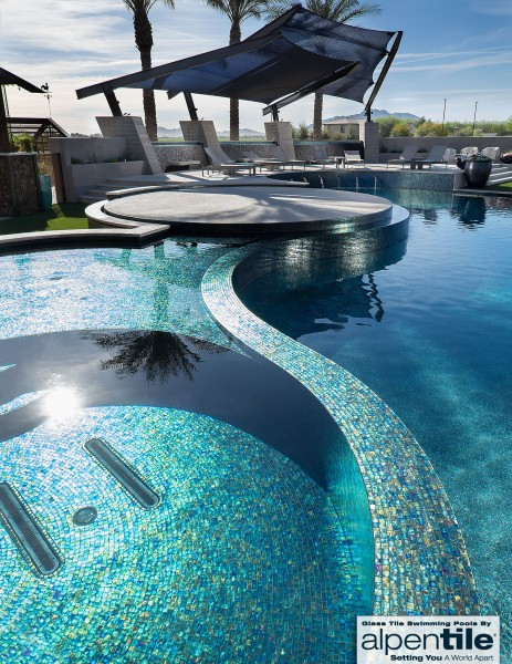 Swimming Pool Glass Tile Design mosaic tile pool pool tile pictures to spark your imagination Have Received The Top National Award For Excellence In Residential Tile Installation At The 2015 Coverings Installation And Design Awards In Orlando